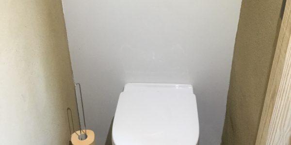WC Direct Flush VILLEROY & BOCH Structure GEBERIT SYSTEMFIX  Plaque de commande SIGMA 20