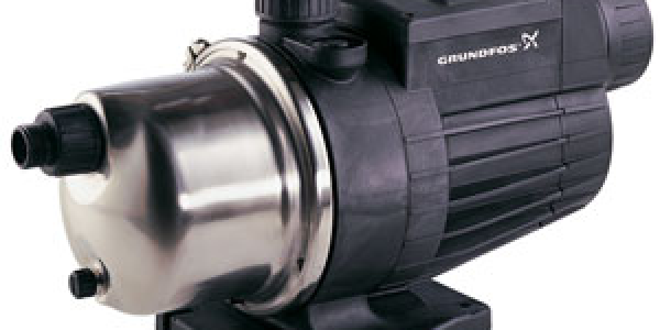 Pompe d'eau de pluie GRUNDFOS MQ3-xx