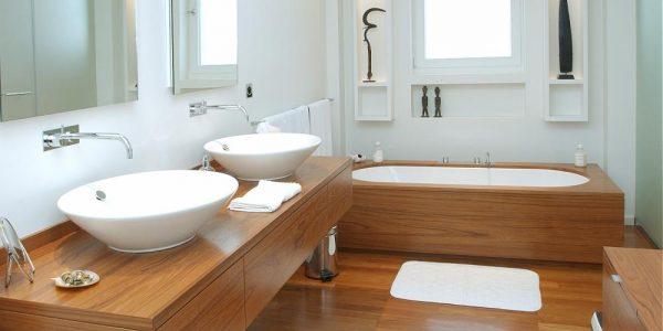 Réalisation de salles de bains et cuisines